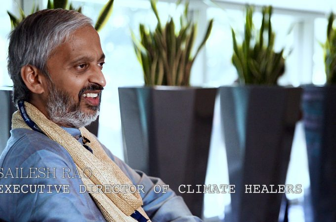 Heal the Climate? Heal the System. An Interview with Sailesh Rao, PhD, by Victoria Moran